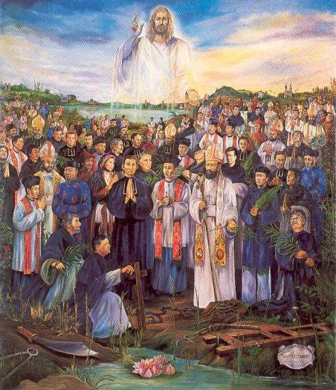 Vietnamese catholic singles