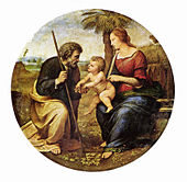 Holy family St. Joseph