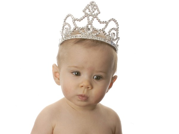 Baby Crowned