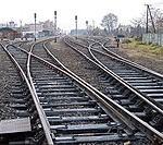 ralroad tracks travel