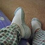 Socks_and_pajamas bedtime relaxing
