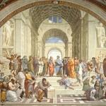 School_of_Athens ancient_Greece philosophy