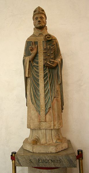St. Eugenius, Bishop