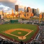 Baseball Park - PNC Park, Pittsburgh