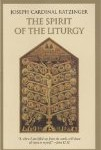 Spirit of the Liturgy book cover
