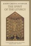 Spirit of the Liturgy book cover