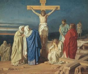 Jesus crucfiixion 2