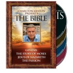 DVD Review:  <em>Charlton Heston Presents The Bible</em>