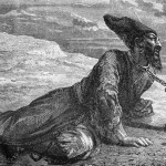 A Persian Slave by Emile Bayard (1837-1891)