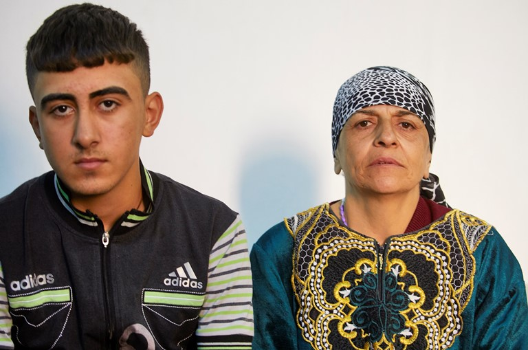 Mother and Son Survived Two Years Under the Thumb of the Islamic State