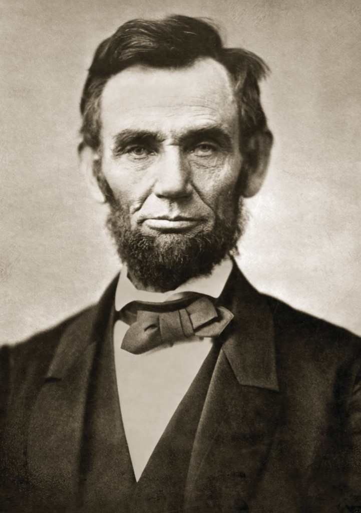 Abraham Lincoln, November 8, 1863, by Alexander Gardner