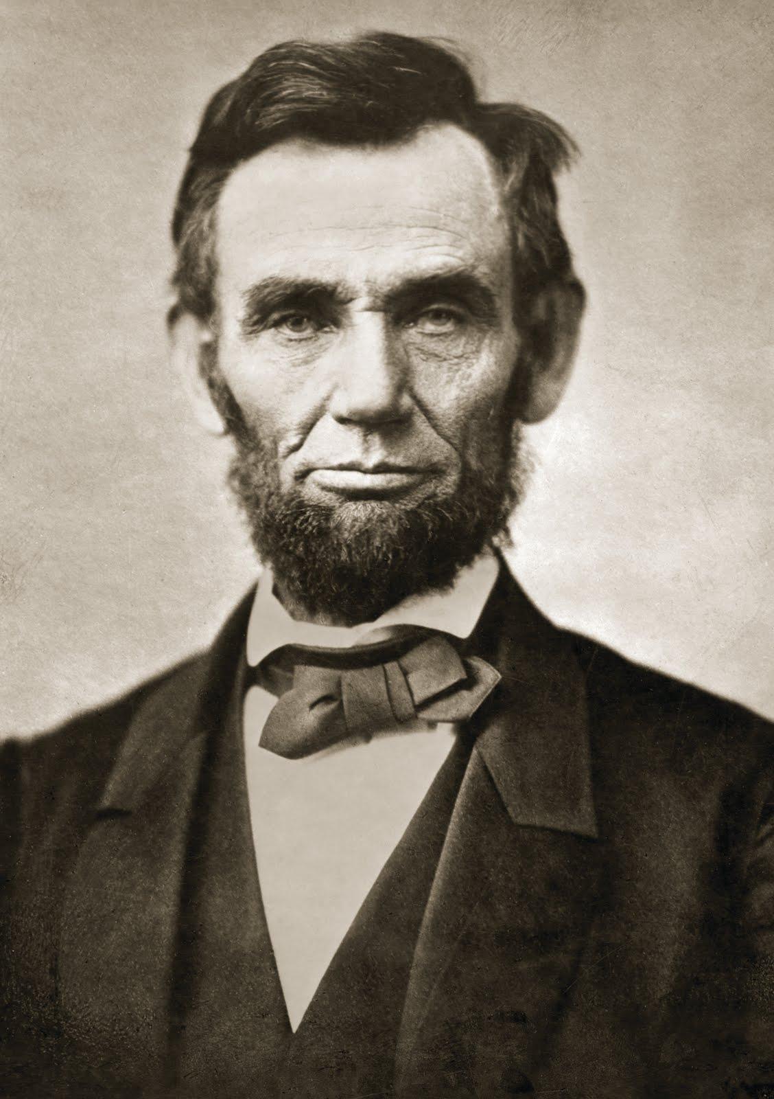 Abraham Lincoln November 8 1863 By Alexander Gardner