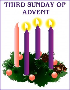 Advent, 3rd Sunday