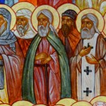 All Saints Icon (detail)