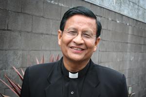Archbishop Charles Bo