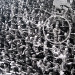 August Landmesser - Hamburg - 13 June 1936