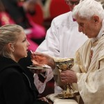 Why You Should Receive Communion Kneeling and on the Tongue