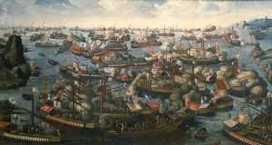 Sea Battle of Lepanto, 1571