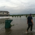 North Dakota's Sunday, No Rest from Floodwater Threat
