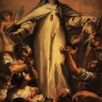 The Blessed Virgin Mary of Mercy