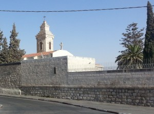 Pater Noster Carmelite Monastery; ACN photo