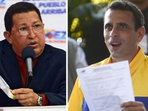 Venezuela: Hugo Chavez vs. Henrique Capriles