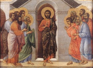 Christ and His Apostles