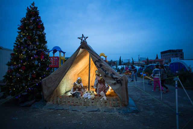 Christmas in Kurdistan, Iraq; ACN photo