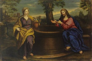 Jesus Samaritan well
