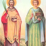 Sts. Cosmas and Damian, Martyrs