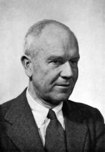 Harvard historian, Crane Brinton, 1963