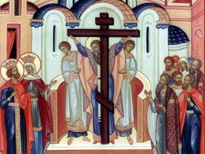 The Cross of Christ, the Measure of the World