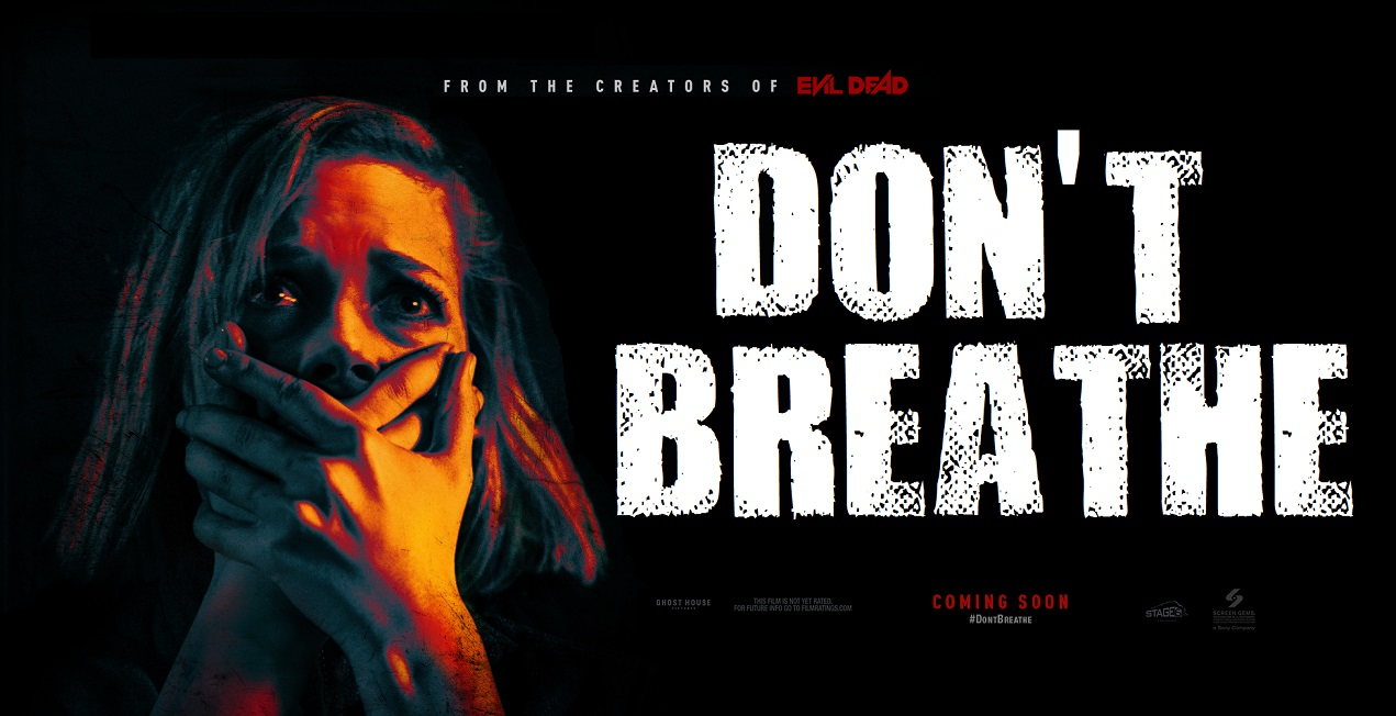 Movie Review <em>Don't Breathe</em>