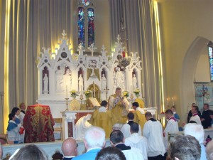 Pontifical High Mass. Ireland's Shrine at Knock[6]