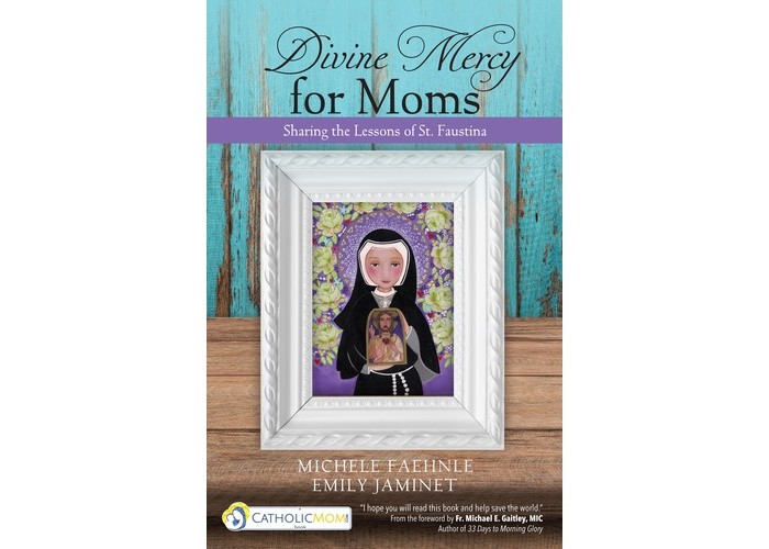 Book Review: Divine Mercy for Moms