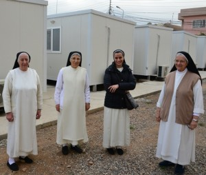 Dominican sisters in Erbil, Kurdistan; ACN photo