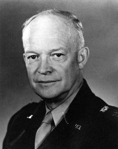 """America is great because America is good – and if America ever ceases to be good – America will cease to be great.""  Dwight D. Eisenhower"