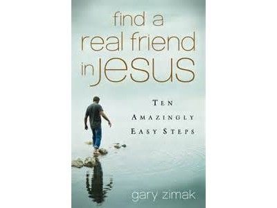 Book Review: Find a Real Friend in Jesus