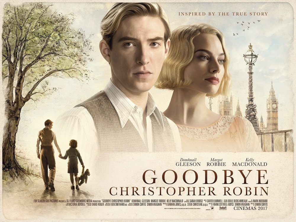 Movie Review: <em>Goodbye Christopher Robin</em>