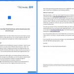 Highmark BCBS Pgh Letter