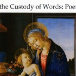In the Custody of Words - Carousel