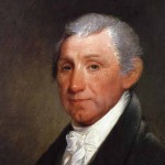 James Monroe, 1817, by Gilbert Stuart
