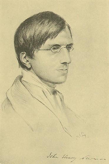 John Henry Newman, 1845