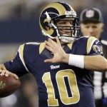 St. Louis Rams' Quarterback Is 'Catholic by Blood'