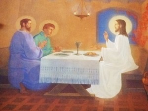 Emmaus Jesus Eucharist Resurrection