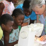 Teach a Haitian Orphan to Sew and You Can Clothe Him for Life