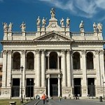 Dedication of the Lateran Bacilica in Rome.