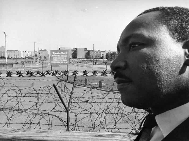 Martin Luther King Jr. - Berlin - September 13, 1964