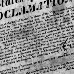 President James Madison's 1812 War Proclamation