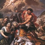 St. Januarius, Martyr